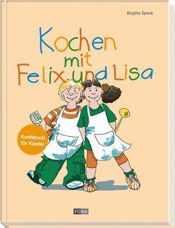 Kochen mit Felix und Lisa von Speck,  Brigitte