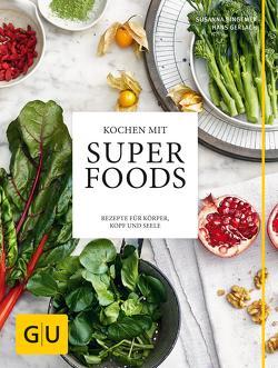 Kochen mit Superfoods von Bingemer,  Susanna, Gerlach,  Hans