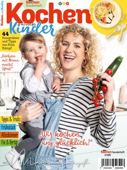 Kochen mit und für Kinder von Kämpf,  Nina