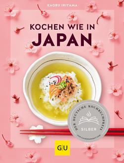 Kochen wie in Japan von Iriyama,  Kaoru