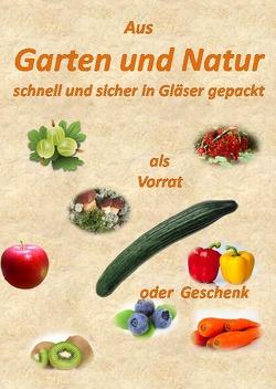 Kochrezepte von Fritz Schrader / Aus Garten und Natur von Schrader,  Fritz