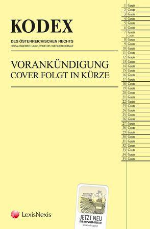 KODEX Compliance für Unternehmen 2018 von Doralt,  Werner, Petsche,  Alexander
