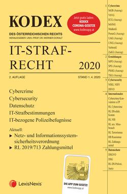 KODEX IT-Strafrecht 2020 von Doralt,  Werner, Reindl-Krauskopf,  Susanne, Salimi,  Farsam