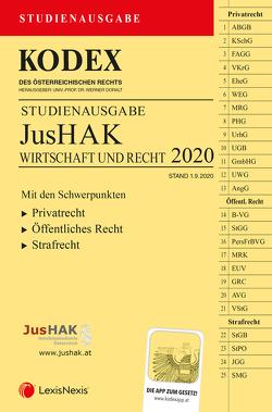 KODEX JusHAK von Doralt,  Werner