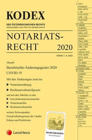 KODEX Notariatsrecht von Doralt,  Werner, Engelmann,  Volker
