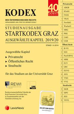 KODEX Startkodex Graz von Doralt,  Werner