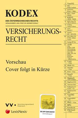 KODEX Versicherungsrecht Band I 2019 von Doralt,  Werner, Ramharter,  Martin