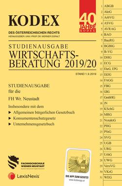 KODEX Wirtschaftsberatung von Doralt,  Werner, Nesslinger,  Vanessa