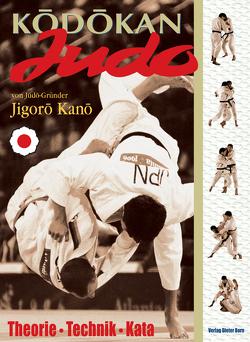 Kodokan Judo von Born,  Dieter, Kano,  Jigoro