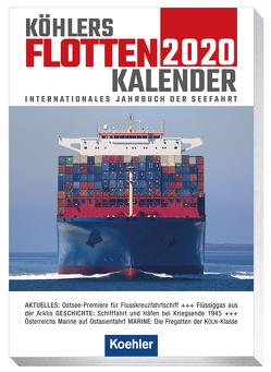 Köhlers Flottenkalender 2020 von Witthöft,  Hans Jürgen