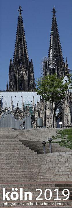 Köln 2019 von Schmitz,  Britta