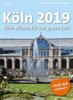 Köln 2019 von Zimmermann,  Petra Sophia