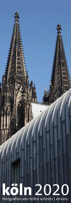 Köln 2020 von Schmitz,  Britta