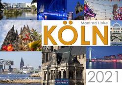 Köln 2021 von Linke,  Manfred