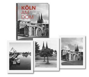 Köln am Dom – DIE VORZUGSAUSGABE von Döhne,  Volker, Matz,  Reinhard, Schock-Werner,  Barbara