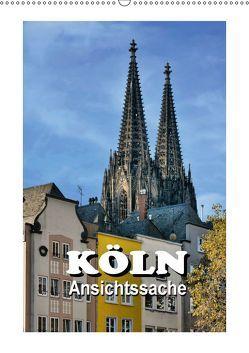 Köln – Ansichtssache (Wandkalender 2019 DIN A2 hoch) von Bartruff,  Thomas