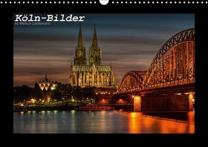 Köln-Bilder (Wandkalender 2018 DIN A3 quer) von Landsmann,  Markus