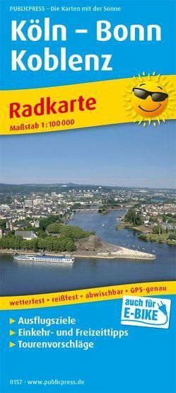 Köln – Bonn – Koblenz