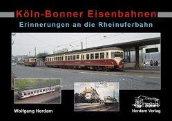 Köln-Bonner Eisenbahnen von Herdam,  Wolfgang