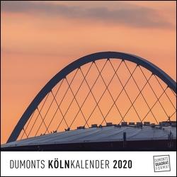 Köln Cologne 2020 – Wandkalender – Quadratformat 24 x 24 cm von DUMONT Kalenderverlag, Fotografen,  verschiedenen