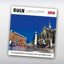 Köln Impressionen 2018 von Linke,  Manfred