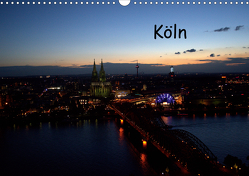 KÖLN-Kalender (Wandkalender 2021 DIN A3 quer) von Bretz,  Alexander