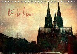 Köln (Tischkalender 2019 DIN A5 quer) von Siebenhühner,  Gabi