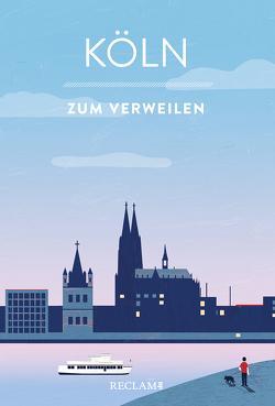 Köln zum Verweilen von Imgrund,  Bernd, Reinke,  Katinka