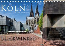Kölner Blickwinkel (Tischkalender 2019 DIN A5 quer) von von Pigage,  Peter