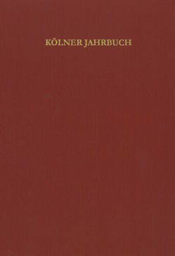 Kölner Jahrbuch von Römisch-Germanisches Museum /Archäologische Gesellschaft in Köln
