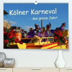 Kölner Karneval – das ganze Jahr! (Premium, hochwertiger DIN A2 Wandkalender 2021, Kunstdruck in Hochglanz) von Groos,  Ilka
