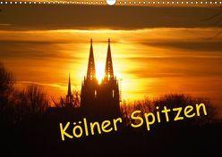 Kölner Spitzen (Wandkalender 2019 DIN A3 quer) von Groos,  Ilka