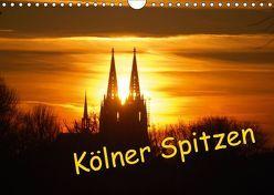 Kölner Spitzen (Wandkalender 2019 DIN A4 quer) von Groos,  Ilka