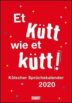 Kölsche Sprüche 2020 von DUMONT Kalenderverlag