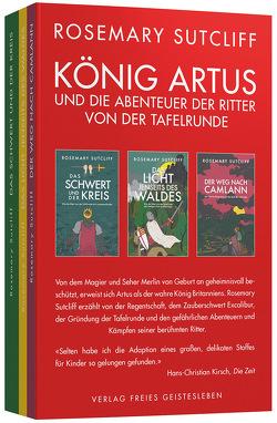 König Artus und die Abenteuer der Ritter von der Tafelrunde von Felts,  Shirley, Meyer,  Thomas, Seex,  Daniel, Sutcliff,  Rosemary