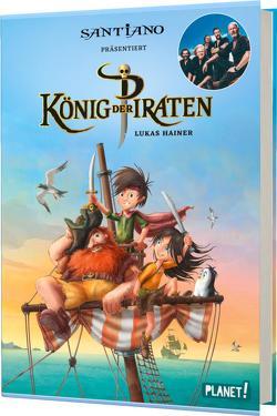 König der Piraten 1: König der Piraten von Hainer,  Lukas, Studio 88,  Medienhaus Baden-Baden