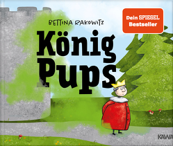 König Pups von Rakowitz,  Bettina
