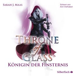 Königin der Finsternis von Maas,  Sarah J., Ohlsen,  Tanja, Vielhaben,  Ann