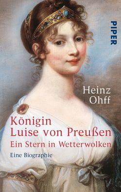 Königin Luise von Preußen von Ohff,  Heinz