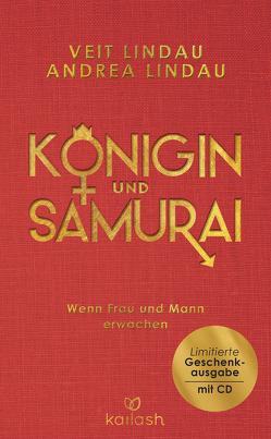 Königin und Samurai von Lindau,  Andrea, Lindau,  Veit