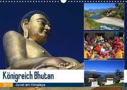 Königreich Bhutan – Juwel am Himalaya (Wandkalender 2019 DIN A3 quer) von Herzog,  Michael