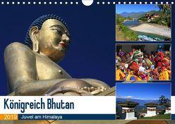 Königreich Bhutan – Juwel am Himalaya (Wandkalender 2019 DIN A4 quer) von Herzog,  Michael
