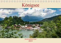 Königsee – Berchtesgadener Land (Tischkalender 2019 DIN A5 quer) von Pompsch,  Heinz