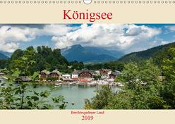 Königsee – Berchtesgadener Land (Wandkalender 2019 DIN A3 quer) von Pompsch,  Heinz