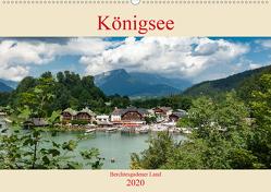 Königsee – Berchtesgadener Land (Wandkalender 2020 DIN A2 quer) von Pompsch,  Heinz