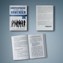 Köpersprache lesen und anwenden von Klinger-Dinkgrafe,  Jonas