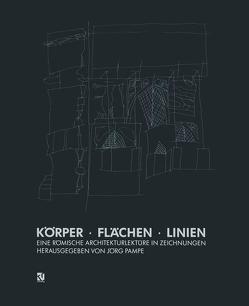 Körper · Flächen · Linien von Pampe,  Jörg