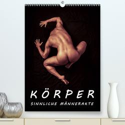 KÖRPER – SINNLICHE MÄNNERAKTE (Premium, hochwertiger DIN A2 Wandkalender 2020, Kunstdruck in Hochglanz) von Borgulat,  Michael