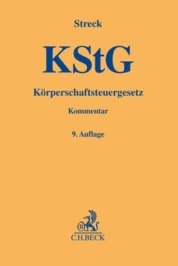 Körperschaftsteuergesetz von Alvermann,  Jörg, Binnewies,  Burkhard, Olbing,  Klaus, Olgemöller,  Herbert, Schwedhelm,  Rolf, Streck,  Michael