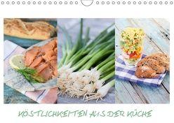 Köstlichkeiten aus der Küche (Wandkalender 2018 DIN A4 quer) von Märzinger,  Roman